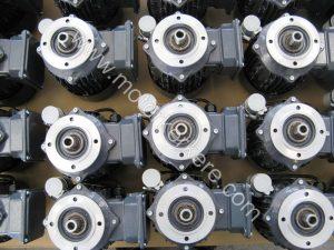 موتور کرکره تکفاز