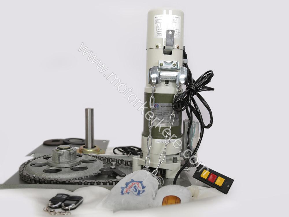 موتور کرکره برقی ساید TSP