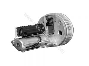 موتور کرکره برقی شفت و فنر