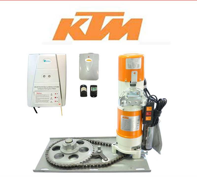 موتور کرکره برقی ktm