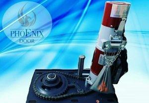 موتور کرکره برقی فونیکس