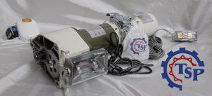 موتور کرکره برقی TSP