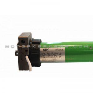موتور توبلار AC کرکره برقی اسدیسی SDC 100N