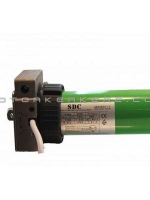 موتور توبلار AC کرکره برقی اسدیسی SDC 120N