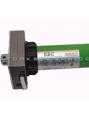 موتور توبلار AC کرکره برقی اسدیسی SDC 80N