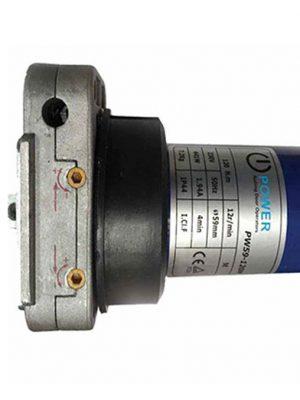 موتور توبلار AC کرکره برقی پاور 140 نیوتن POWER