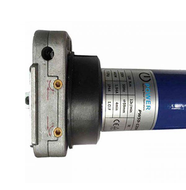 موتور توبلار AC کرکره برقی پاور 230 نیوتن POWER
