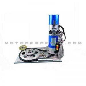 موتور ساید کرکره برقی پاور DC مدل POWER 800 Kg