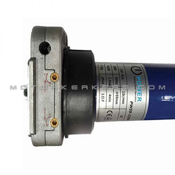 موتور کرکره AC توبولار پاور لیفت 500N POWER LIFT