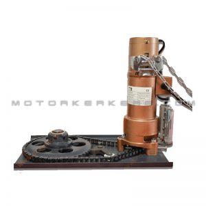موتور کرکره برقی ساید DC تور TOR