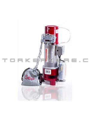 موتور ساید کرکره برقی DC سویل ۷۵۰ کیلوگرم SEVIL