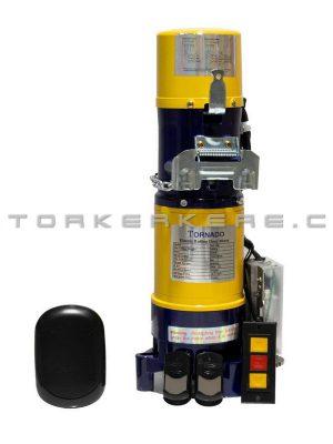 موتور ساید کرکره برقی DC تورنادو 600 کیلوگرم TORNADO